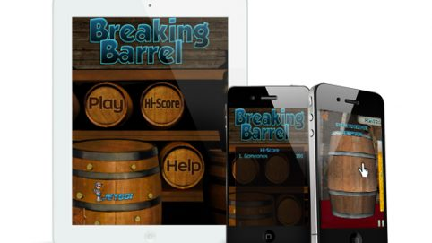Breaking Barrel 3