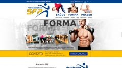 portfoli site academiasfp