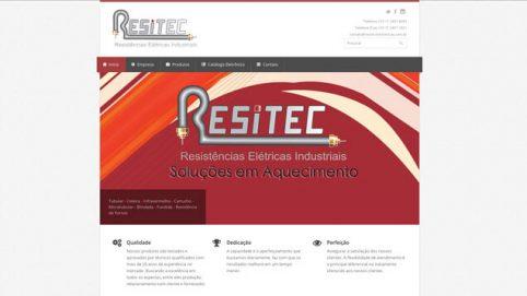 portfoli site resitec