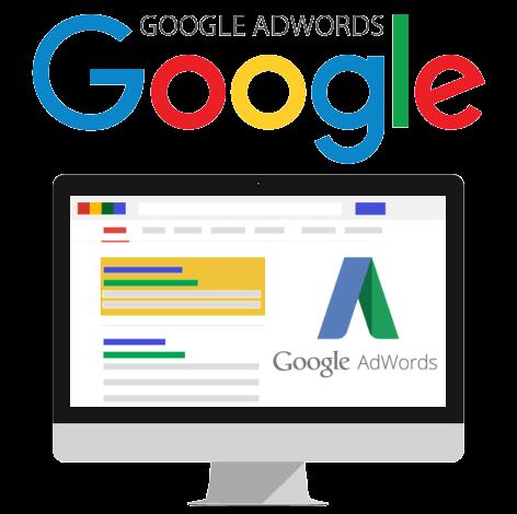 Campanhas Google AdWords