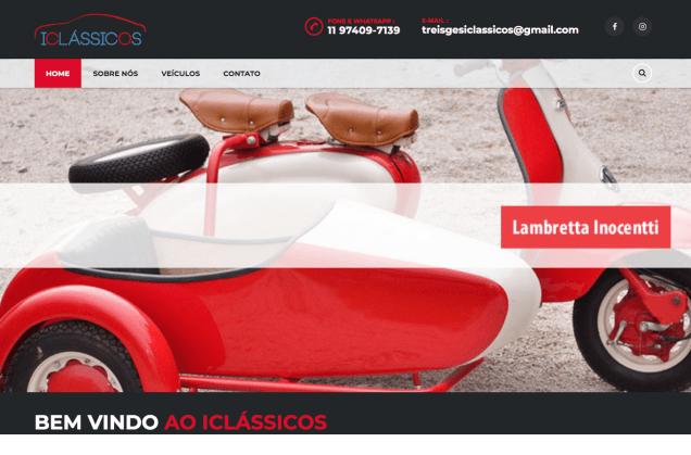 Site Iclassicos
