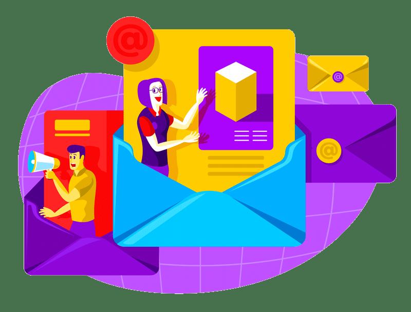 Envio de email marketing